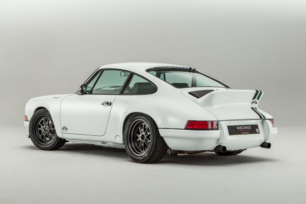 Porsche 911 by Paul Stephens - Encore une... 2