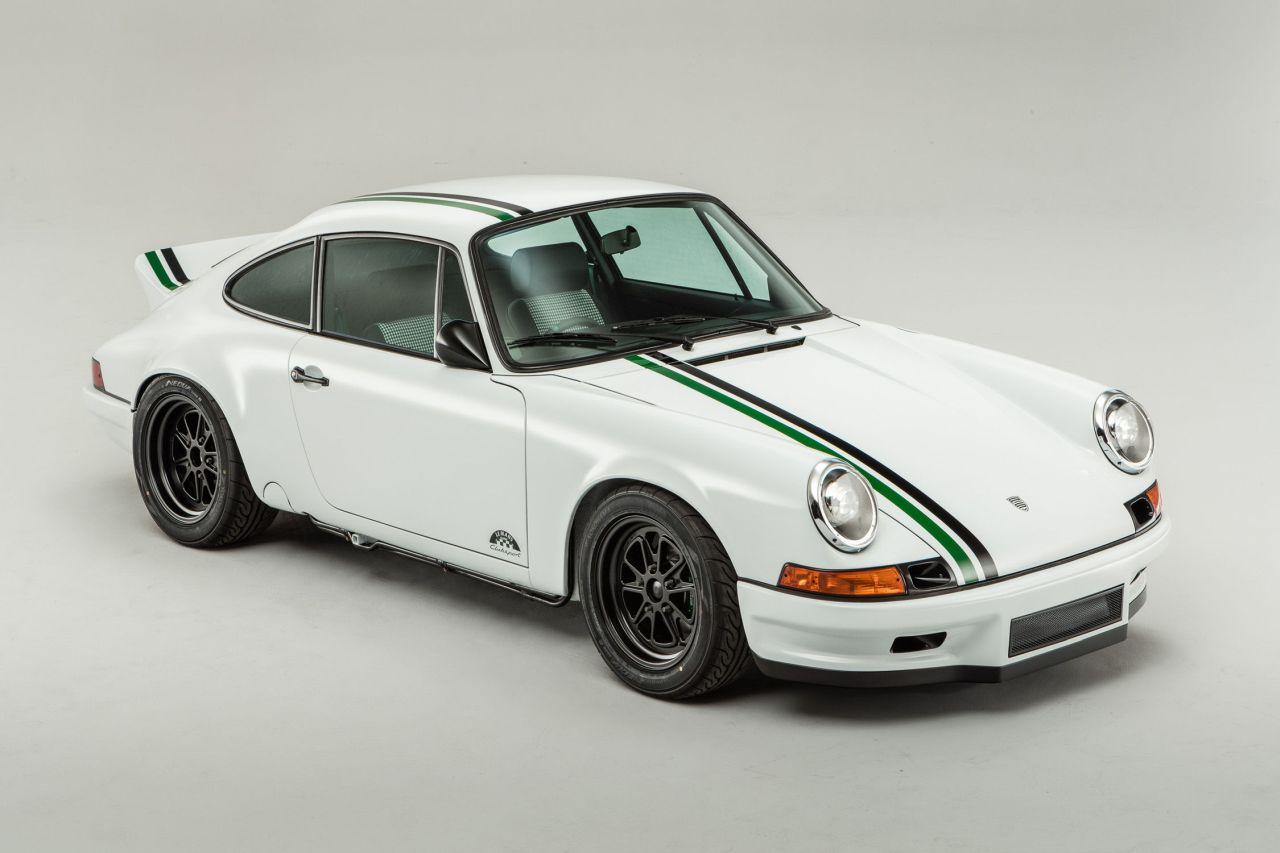 Porsche 911 by Paul Stephens - Encore une... 8