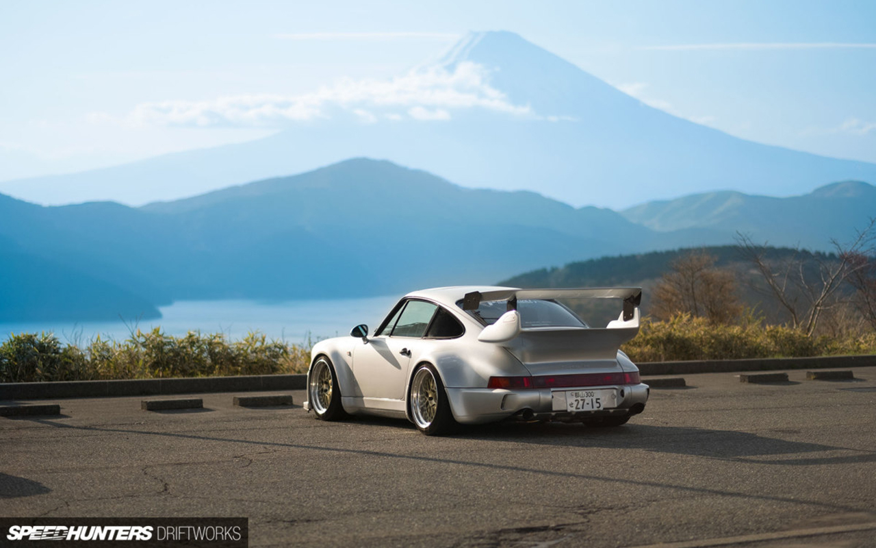 Hillclimb Monster : Porsche 964 Turbo RWB (Enfin !) 41