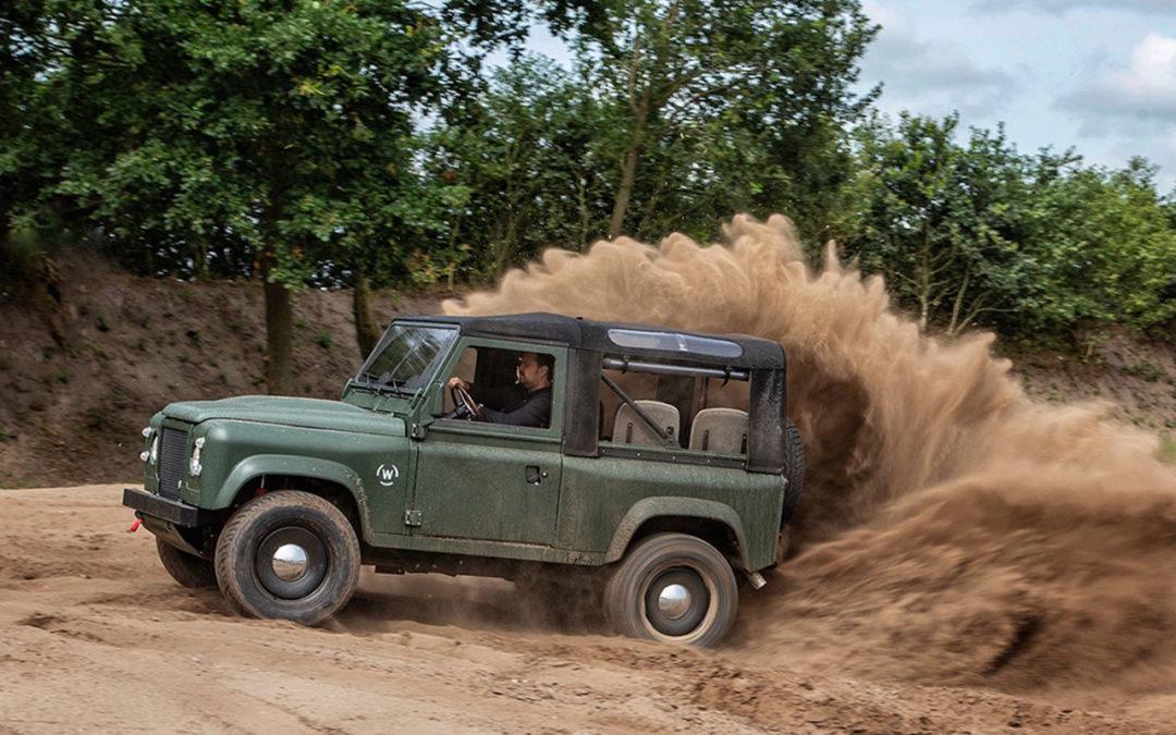Land Rover Defender par Tophat Classics – Le Def' ultime ?