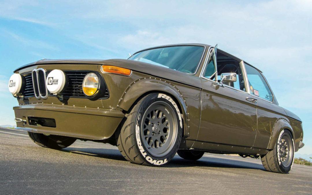 BMW 2002 – Une machine de guerre !