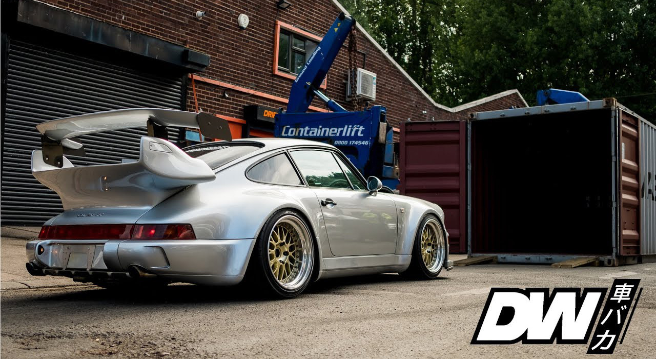 Hillclimb Monster : Porsche 964 Turbo RWB (Enfin !) 1