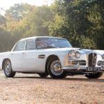 '62 Aston Martin Lagonda Rapide… Salon anglais !