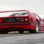 Engine sound : Ferrari F40 en mode décrassage de tympans !