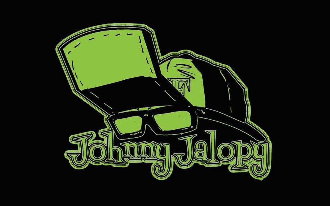 #Petrolhead : Johnny Jalopy Wood – Hot Rod & Custom Kulture !