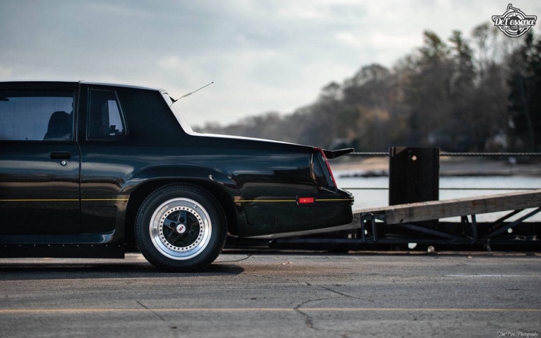 Oldsmobile FE3-X Hurst 442 Cutlass : Dark Vador !