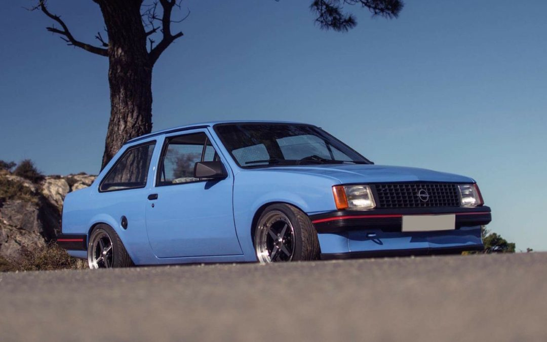 Opel Corsa… Equip et sac à dos !