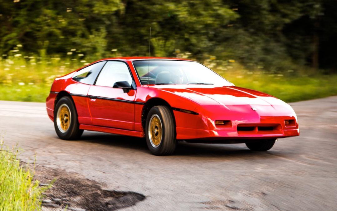 Pontiac Fiero… La réplicar !