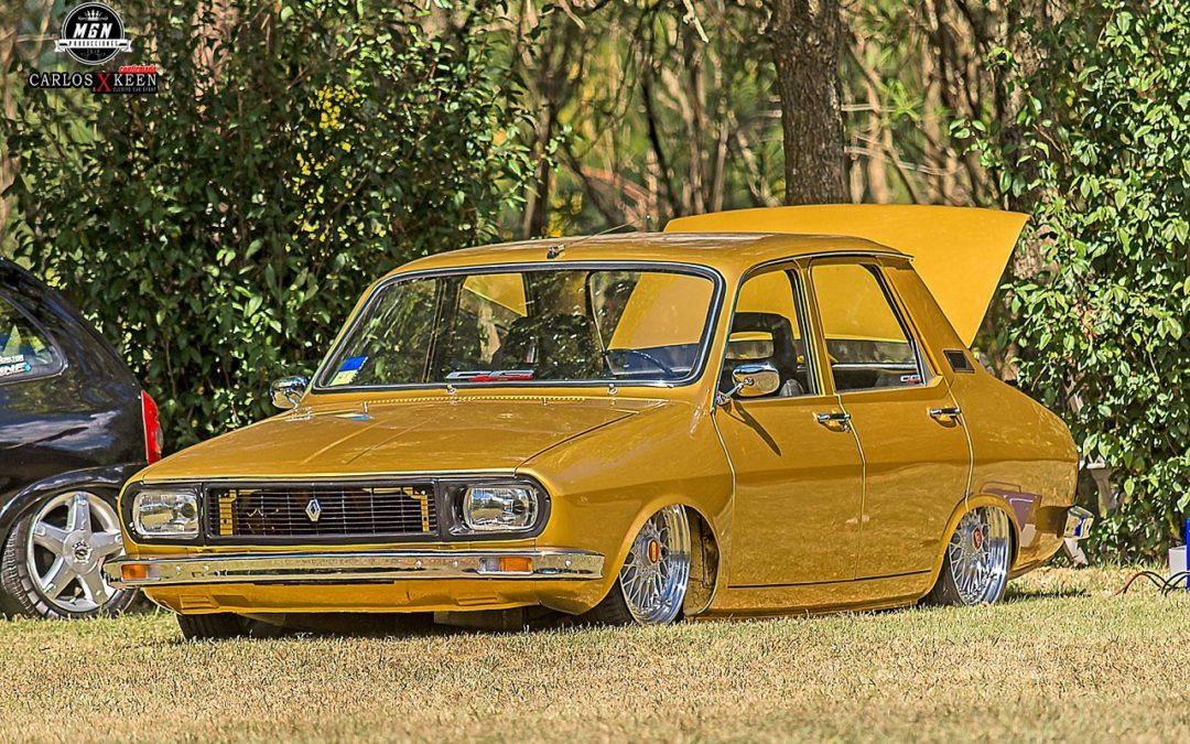 Bagged Renault 12 – Hey DJ met nous donc du funk !