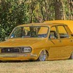Bagged Renault 12 - Hey DJ met nous donc du funk !