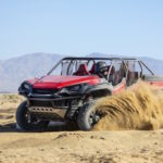 #SEMA : Honda Ridgeline – Open Air Vehicle Concept… Buggy Vtec !