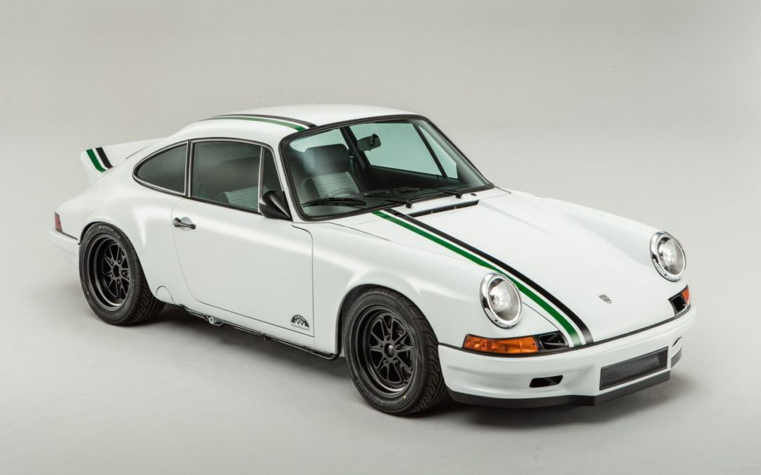 Porsche 911 by Paul Stephens – Encore une…