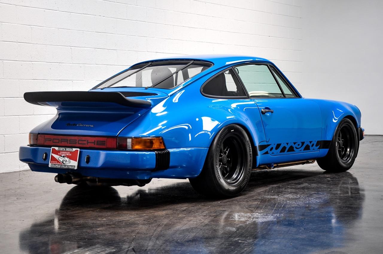 Porsche 930 Turbo 77... Outlaw ! 58