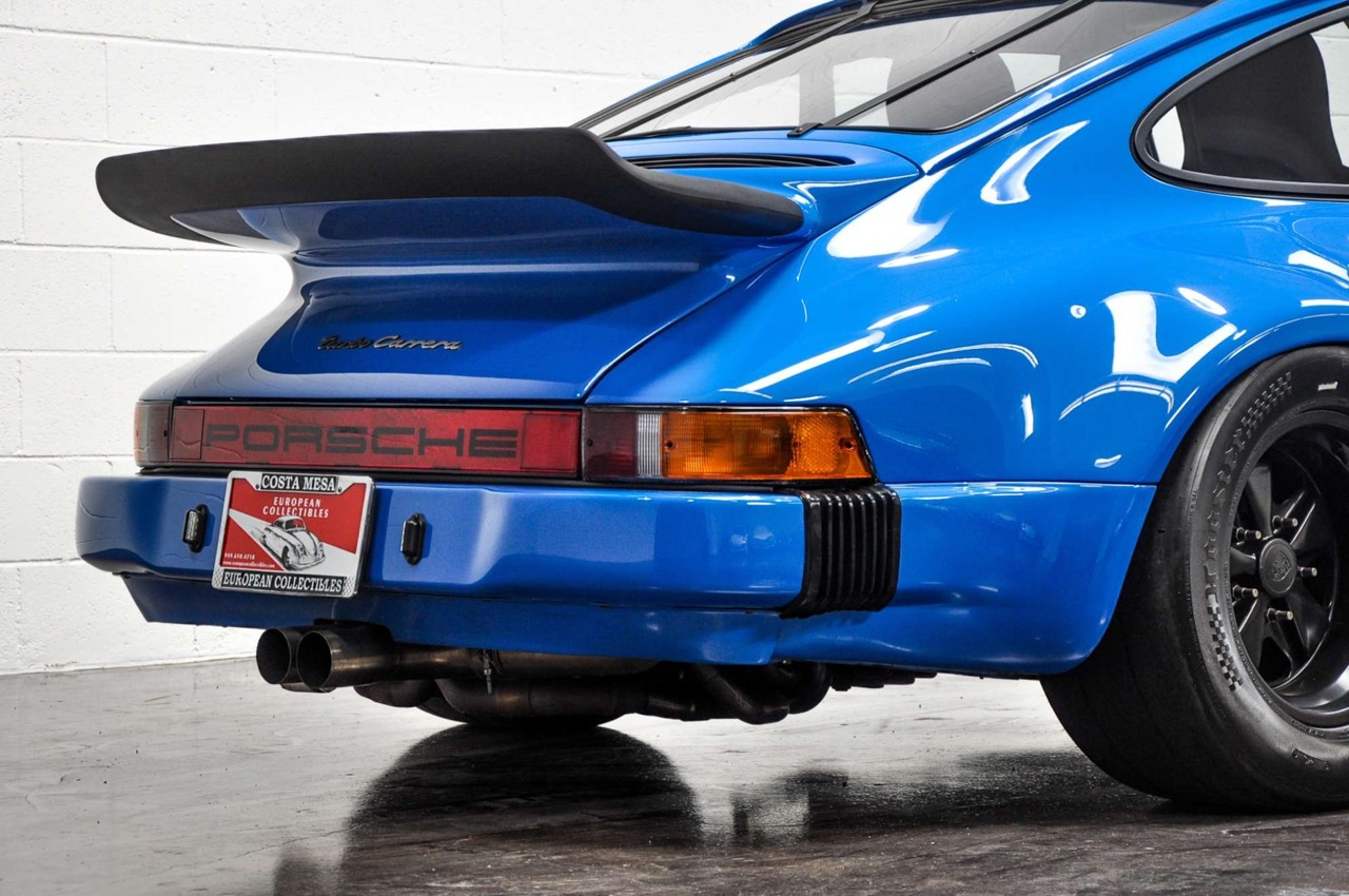 Porsche 930 Turbo 77... Outlaw ! 63
