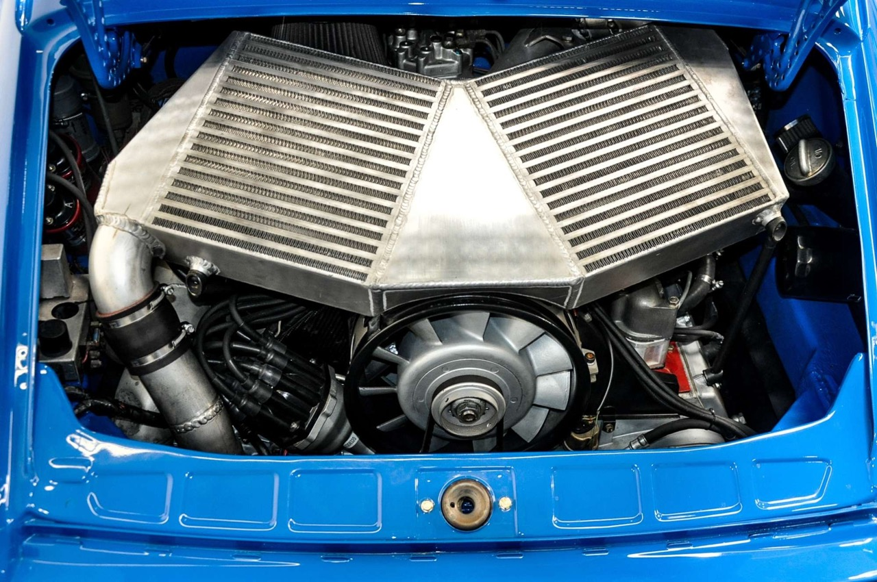 Porsche 930 Turbo 77... Outlaw ! 57