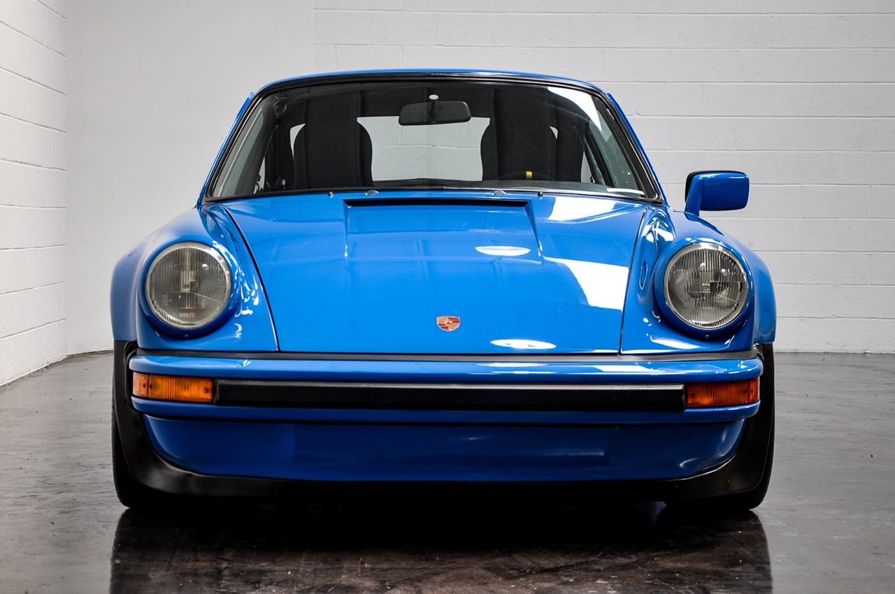 Porsche 930 Turbo 77... Outlaw ! 50