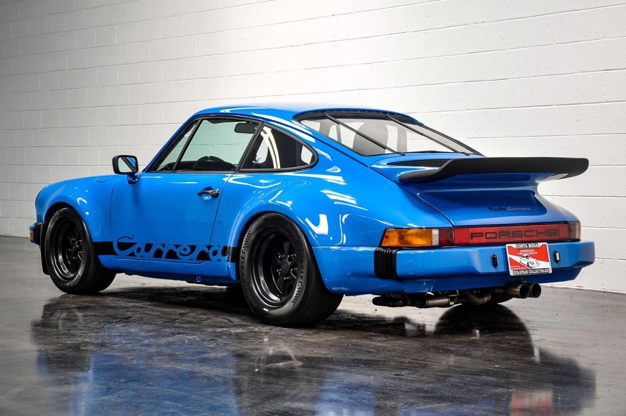 Porsche 930 Turbo 77... Outlaw ! 61