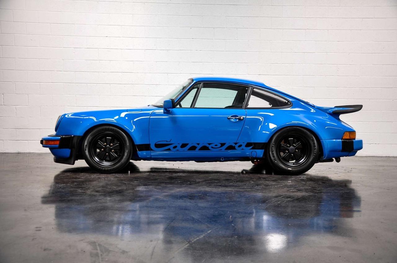 Porsche 930 Turbo 77... Outlaw ! 60