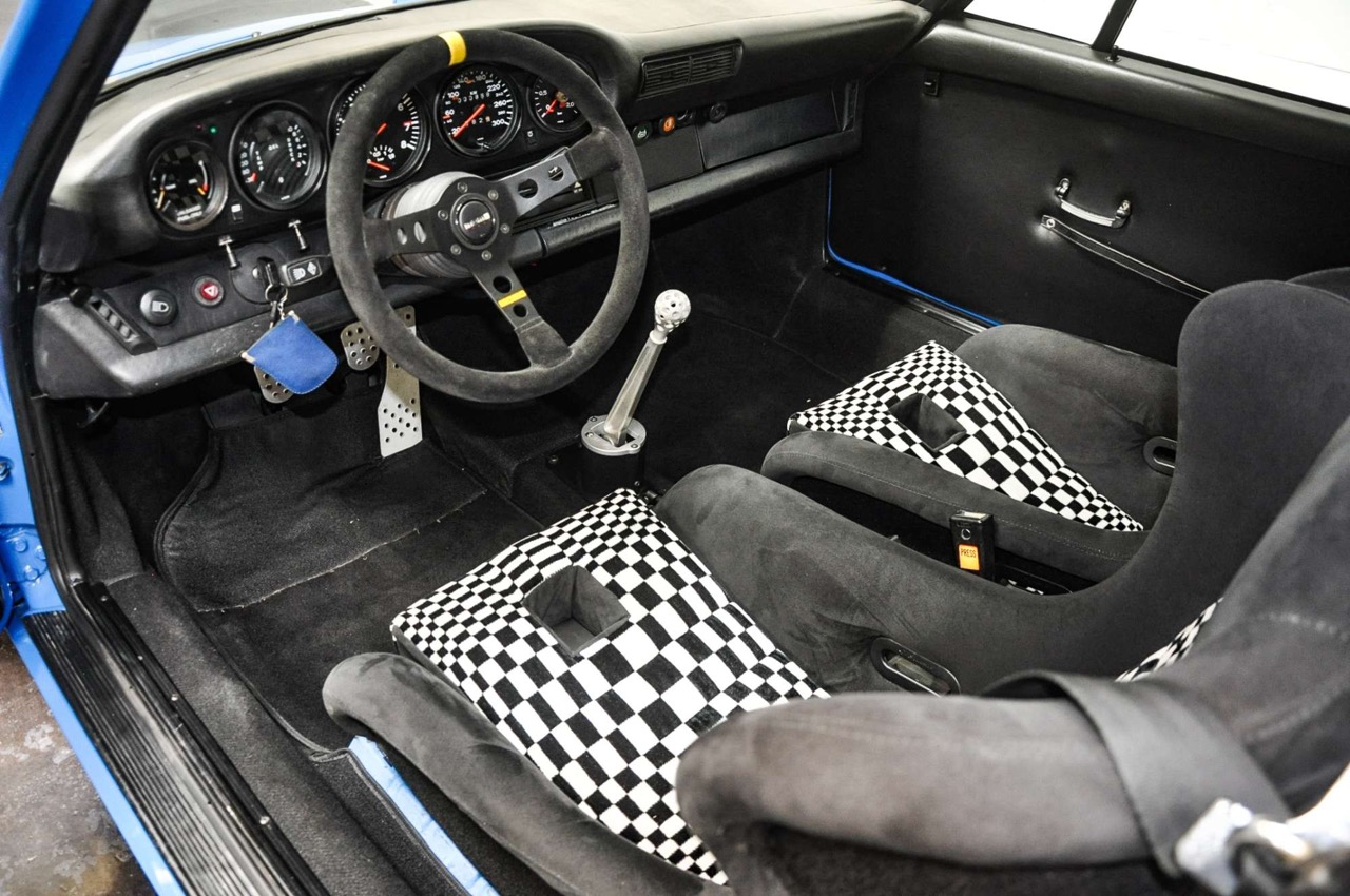Porsche 930 Turbo 77... Outlaw ! 64