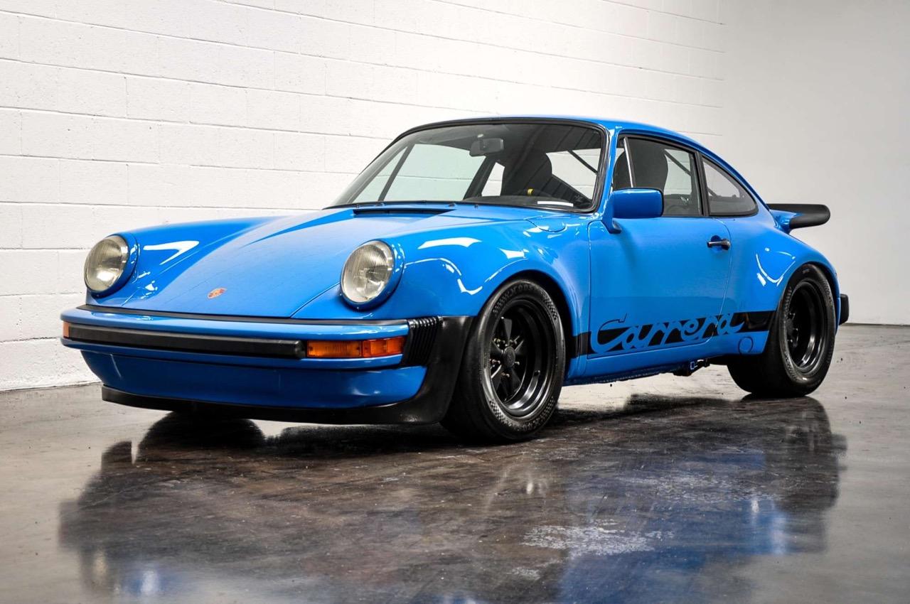Porsche 930 Turbo 77... Outlaw ! 66