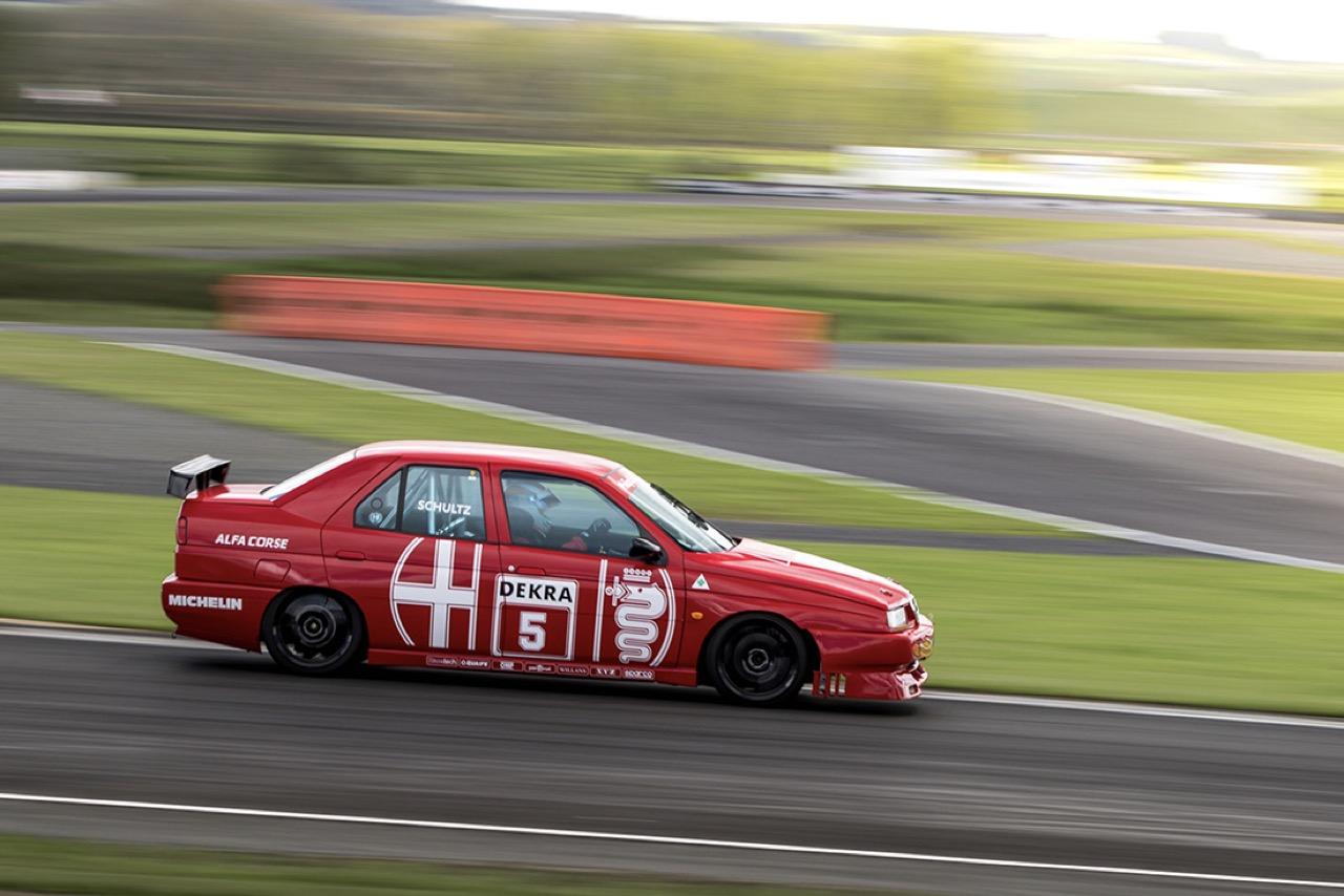 Hillclimb Monster : Alfa Romeo 155 D2 SuperTurismo... Mamma mia ! 1