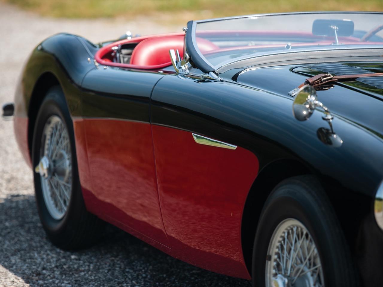"""'56 Austin Healey 100-4 """"Le Mans""""... J'aime pas les anglaises ! 15"""