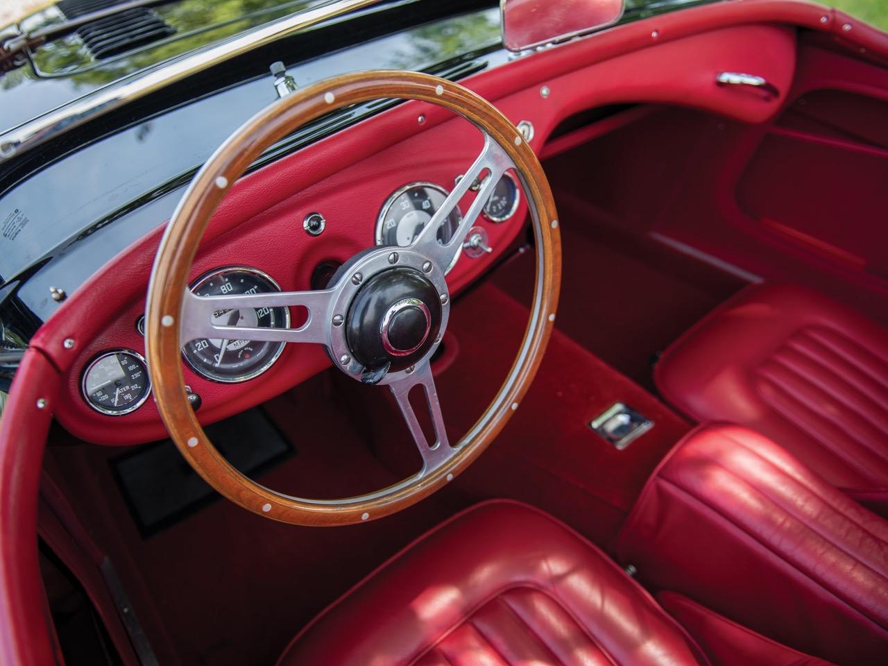 """'56 Austin Healey 100-4 """"Le Mans""""... J'aime pas les anglaises ! 14"""