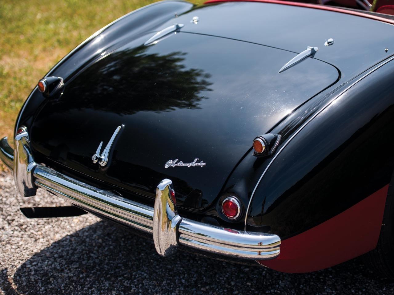 """'56 Austin Healey 100-4 """"Le Mans""""... J'aime pas les anglaises ! 5"""
