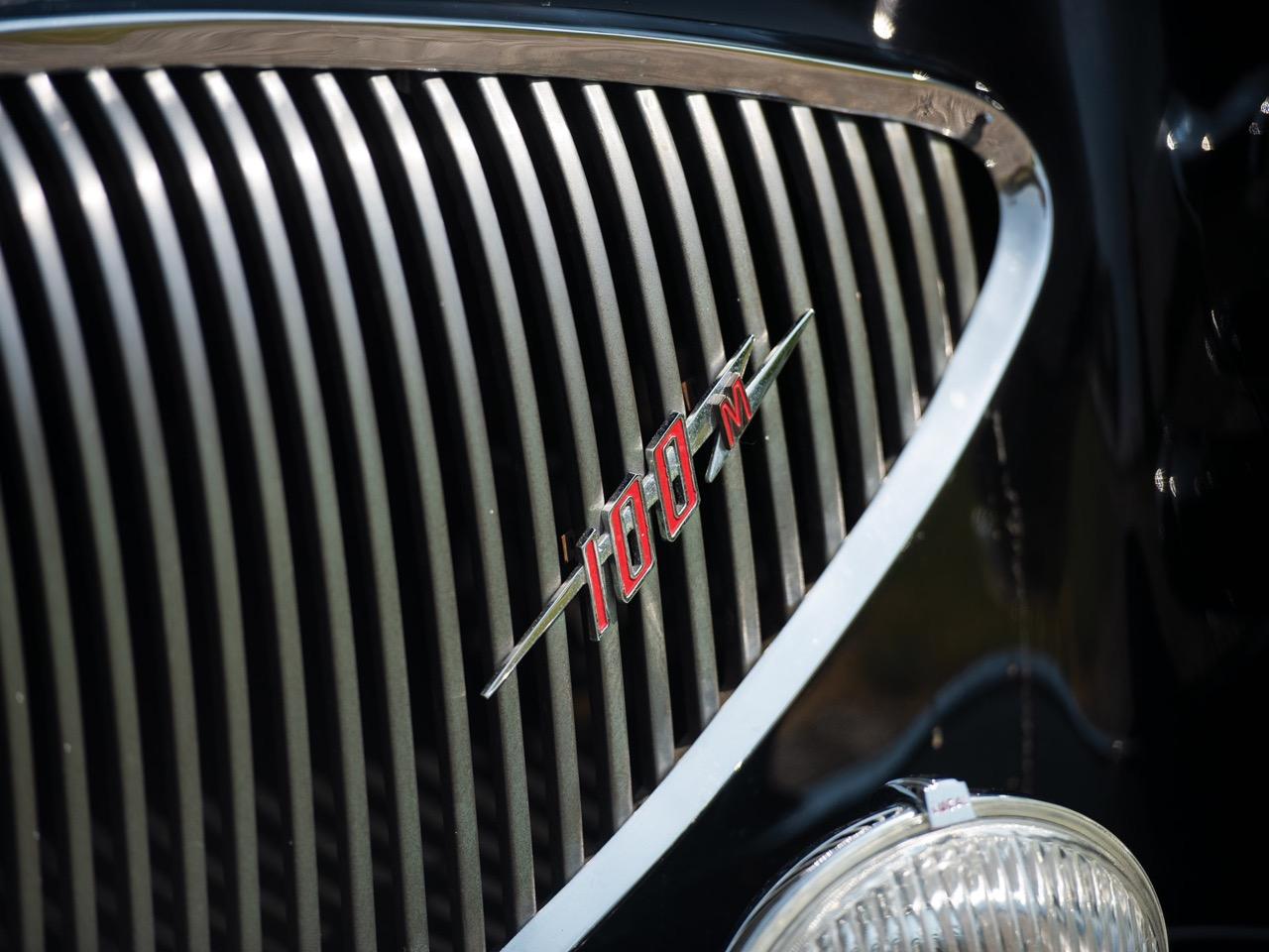 """'56 Austin Healey 100-4 """"Le Mans""""... J'aime pas les anglaises ! 16"""