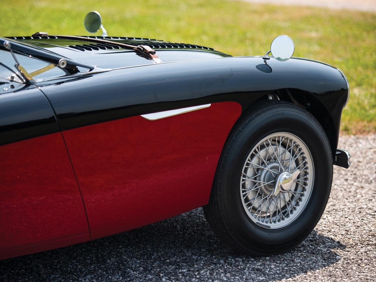 """'56 Austin Healey 100-4 """"Le Mans""""... J'aime pas les anglaises ! 13"""
