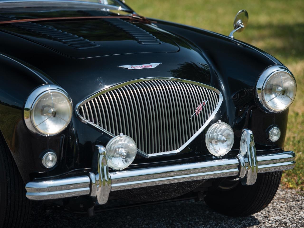 """'56 Austin Healey 100-4 """"Le Mans""""... J'aime pas les anglaises ! 12"""