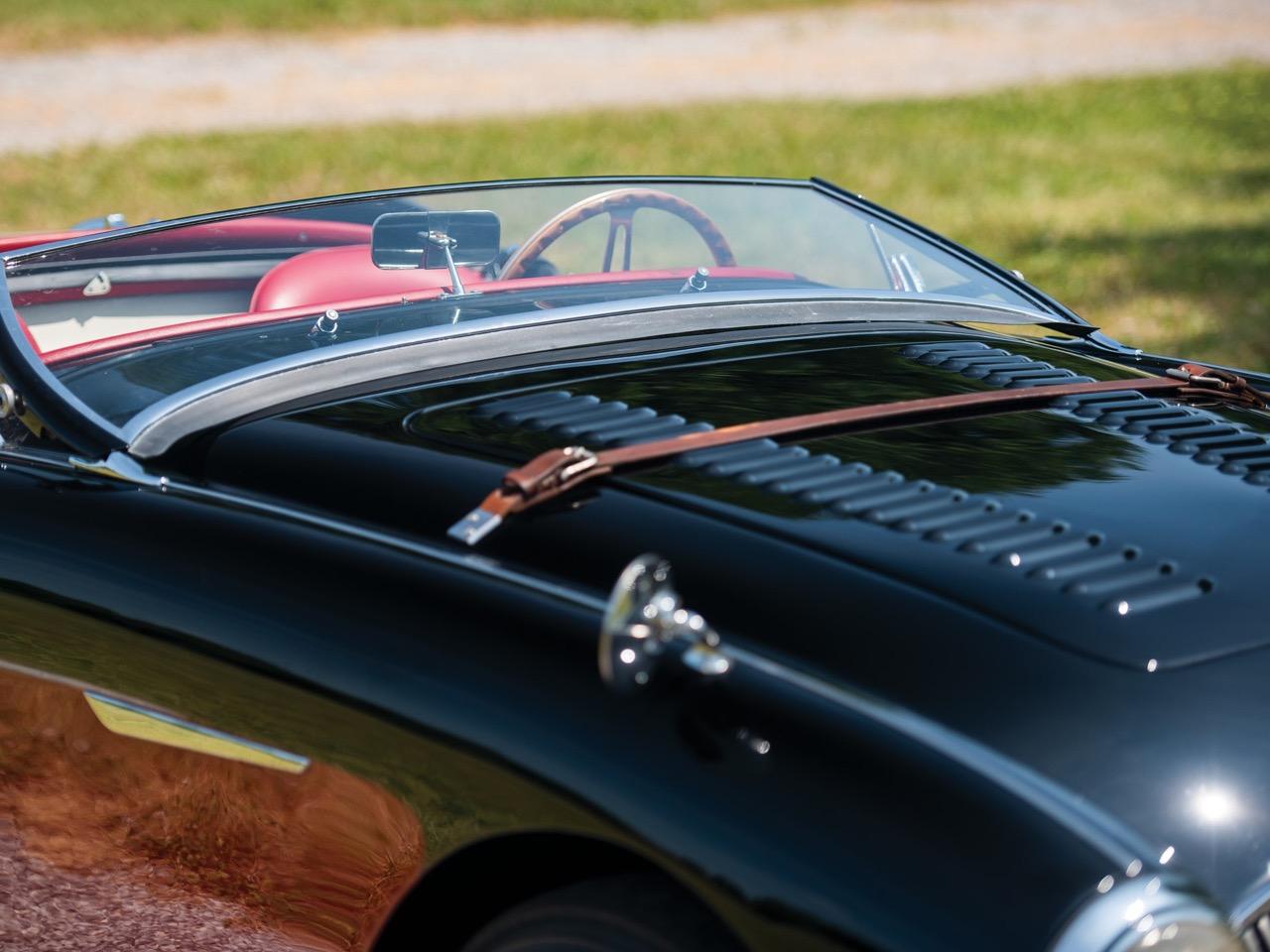 """'56 Austin Healey 100-4 """"Le Mans""""... J'aime pas les anglaises ! 10"""