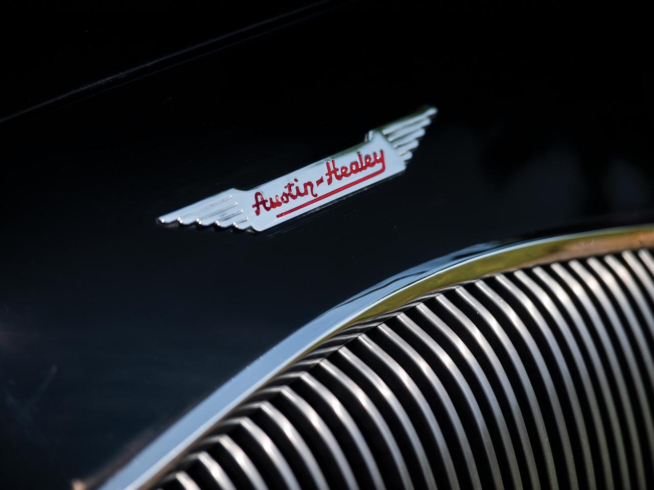 """'56 Austin Healey 100-4 """"Le Mans""""... J'aime pas les anglaises ! 1"""