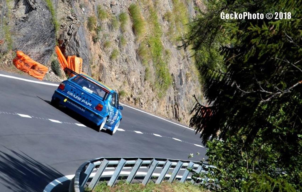 Hillclimb Monster : BMW M5 E34... Echappée de l'Autobahn ! 3