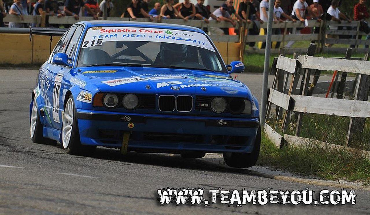 Hillclimb Monster : BMW M5 E34... Echappée de l'Autobahn ! 1