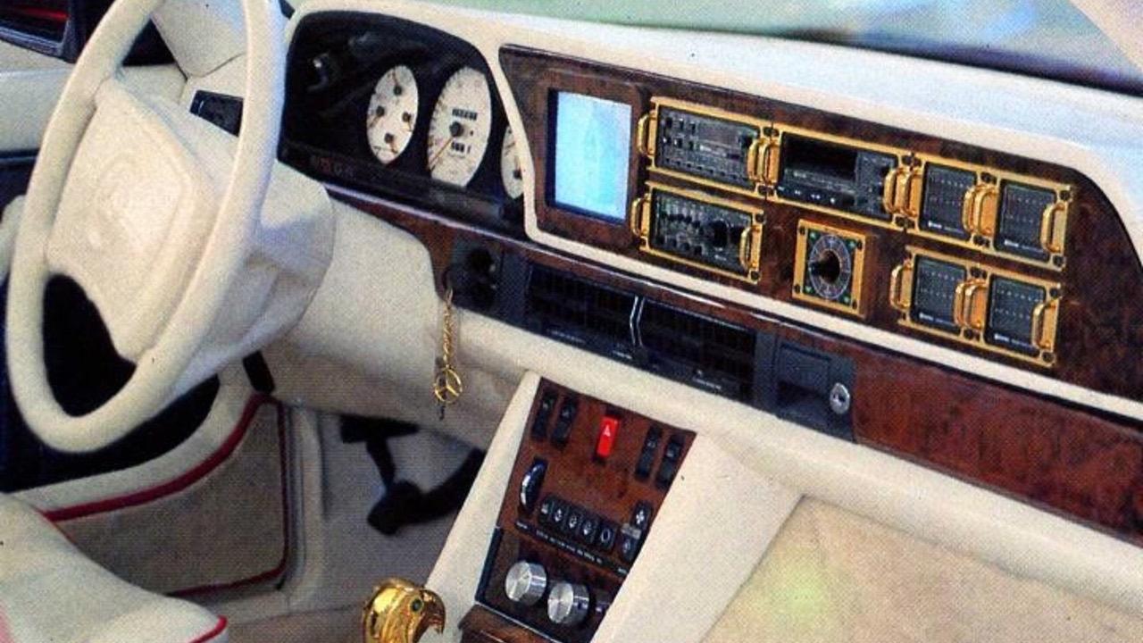 '85 Brabus 1000 SEL... 2 fois mieux que la 500 ! 3