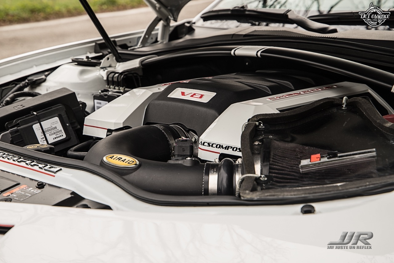 La Camaro 2012 de Tony - Nascar Convertible ! 6