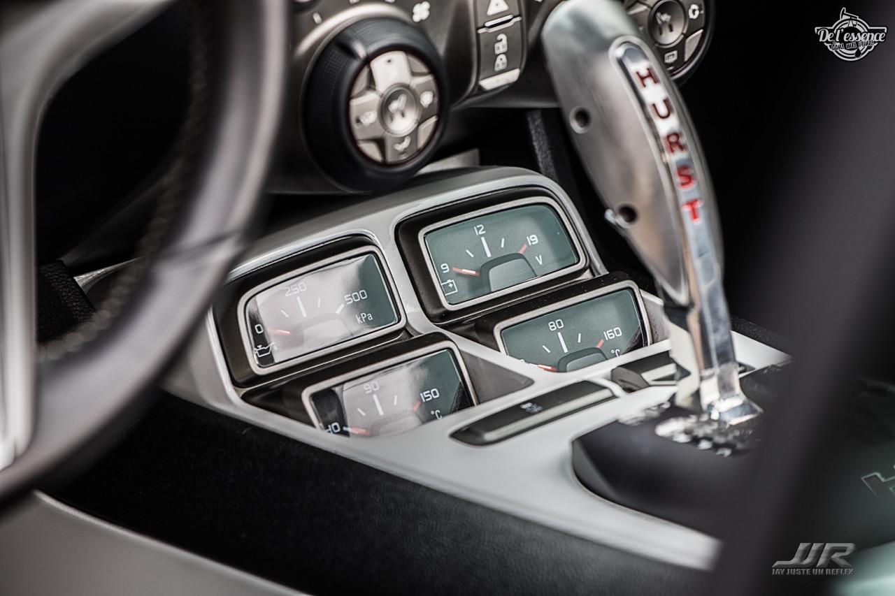 La Camaro 2012 de Tony - Nascar Convertible ! 4