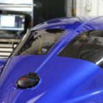 Corvette Stingray by Roadster Shop... Bleu comme l'enfer ! 24