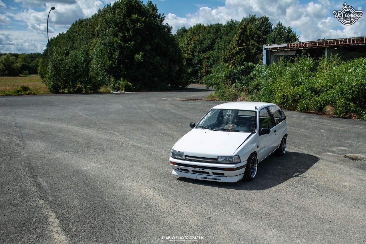 Greg's Daihatsu Charade - Mon tout est un pétard ! 53