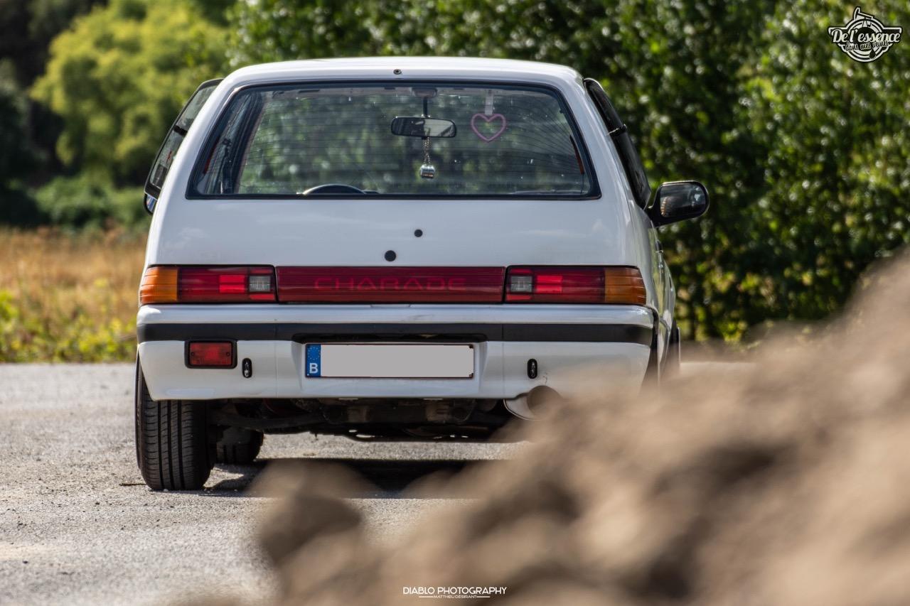 Greg's Daihatsu Charade - Mon tout est un pétard ! 60