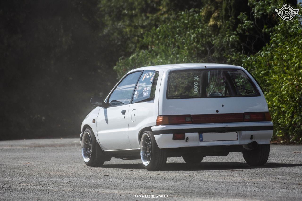 Greg's Daihatsu Charade - Mon tout est un pétard ! 62