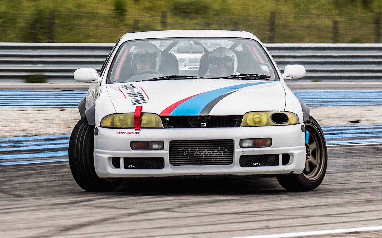 #Drifteur : Papou Drifting - Et avec une Skyline s'il vous plait ! 17