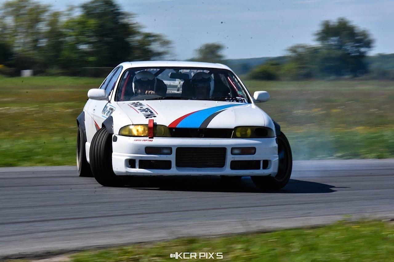 #Drifteur : Papou Drifting - Et avec une Skyline s'il vous plait ! 22