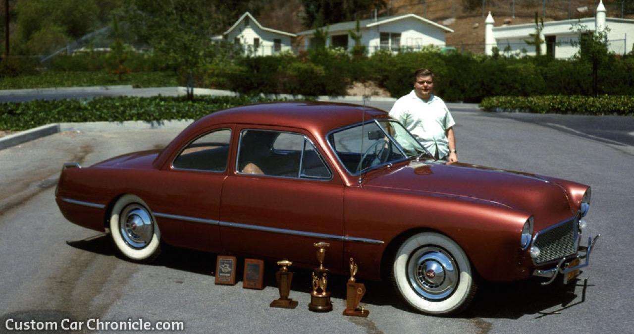 Bruce Leven's Ford 51 Custom - En 2017 le ROY, c'était lui ! 34