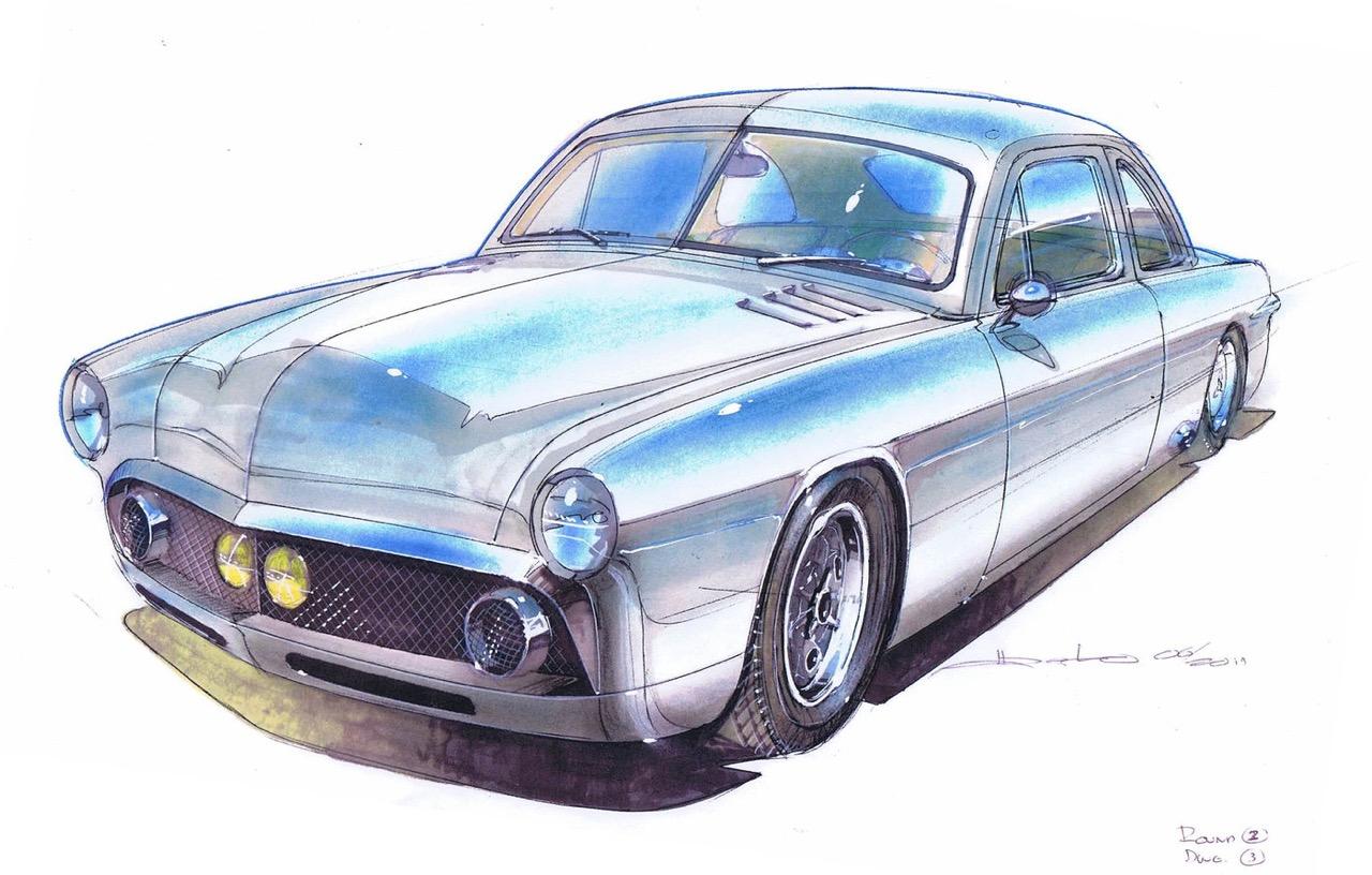 Bruce Leven's Ford 51 Custom - En 2017 le ROY, c'était lui ! 35