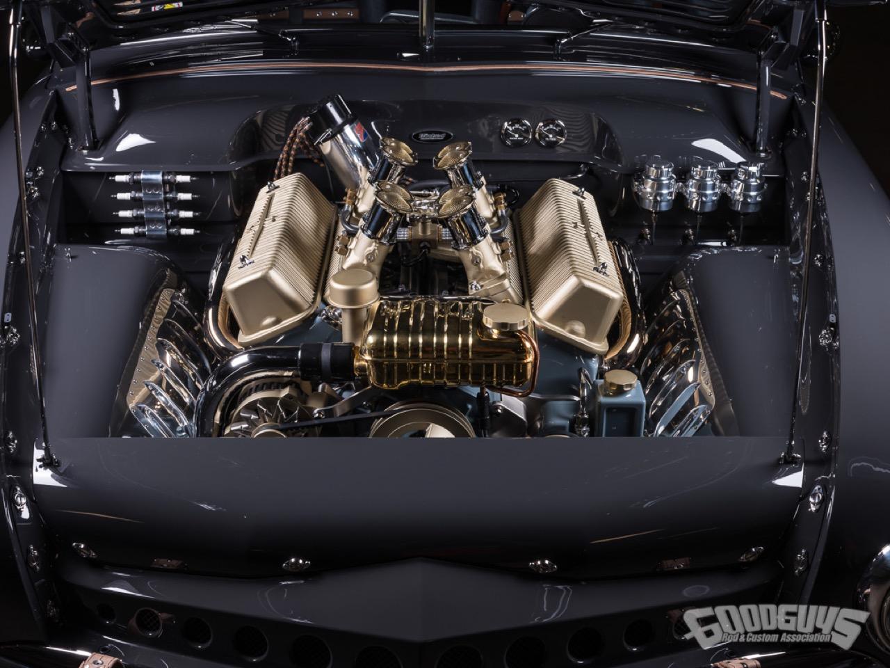 Bruce Leven's Ford 51 Custom - En 2017 le ROY, c'était lui ! 50