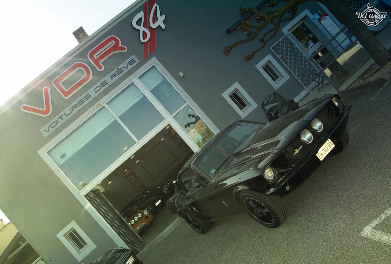'67 Ford Mustang Shelby GT500 Replica... Bienvenue en enfer ! 58