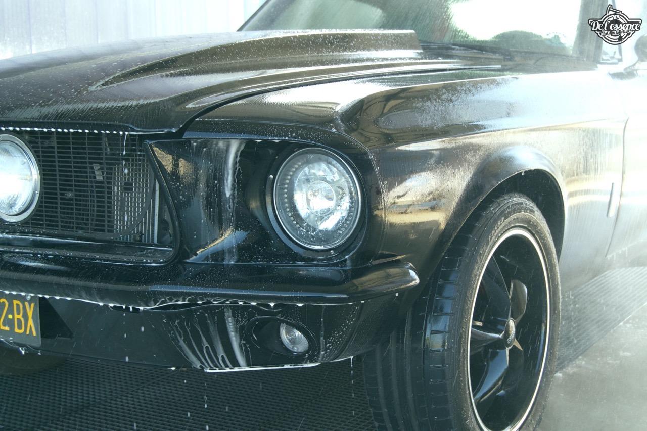 '67 Ford Mustang Shelby GT500 Replica... Bienvenue en enfer ! 80