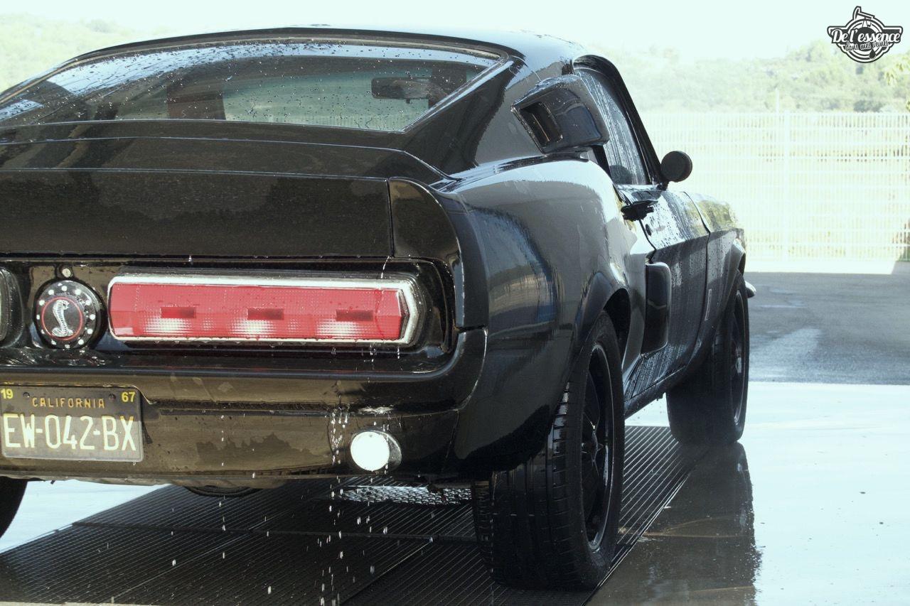 '67 Ford Mustang Shelby GT500 Replica... Bienvenue en enfer ! 6